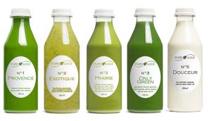 cure green jus détox pure juice