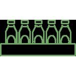 icone cure bouteille jus détox pure juice