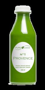 produit bouteille provence jus détox pure juice