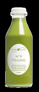 produits bouteille prairie jus détox pure juice