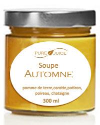 soupe automne pure juice