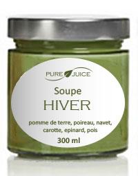 soupe hiver pure juice